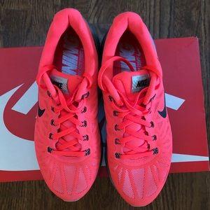 Nike Air Zoom Pegasus H2O Repel Sneakers 7 Orange